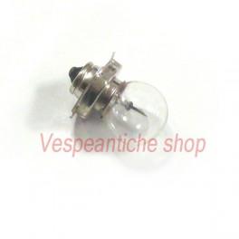 LAMPADINA 6V 15W P26S VESPA LUCE ANABBAGLIANTE VESPA 50 SPECIAL 50 L N R PK50 PK50S 82-84 CIAO SI